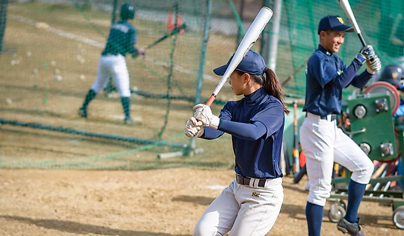 The Most Popular Sports In Japan Worldatlas Com