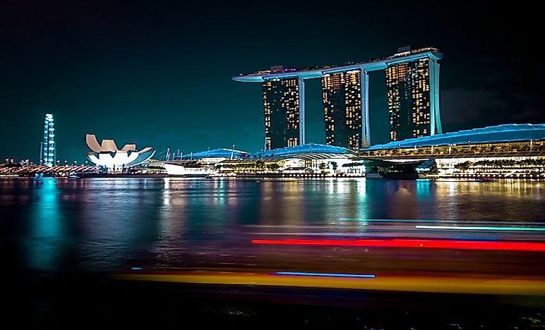 # 3 Singapore -
