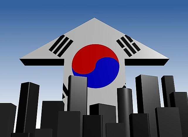 The Top 20 Exports Of South Korea