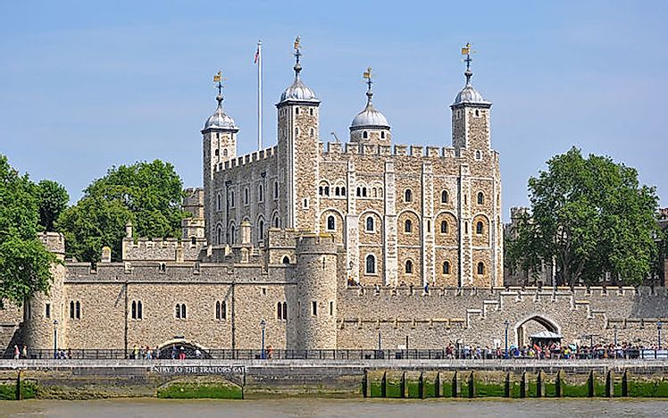 #1 Tower of London