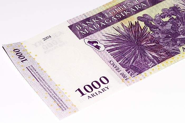 What Is The Currency Of Madagascar Worldatlas