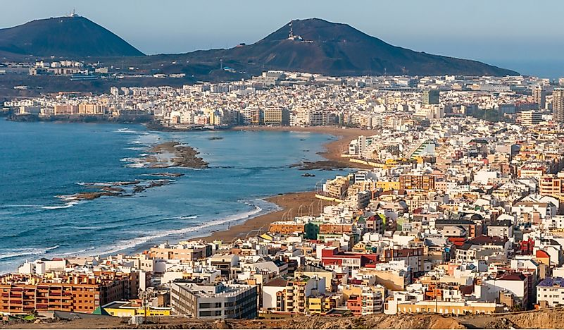 What Is The Capital Of The Canary Islands?