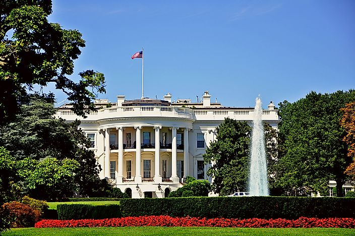 Who Built the White House?
