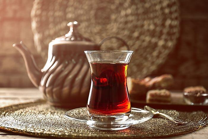 Top 10 Tea Loving Countries In The World - WorldAtlas com