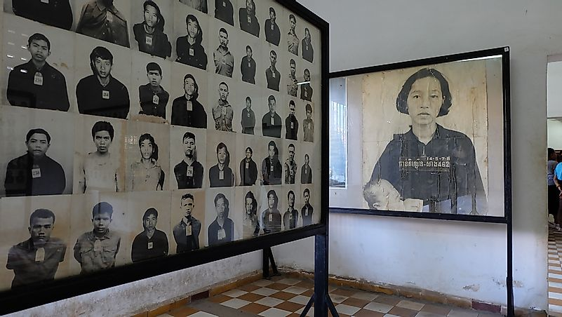 What Are The Khmer Rouge Killing Fields?