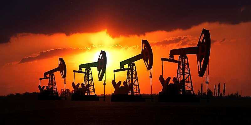 #7 Kuwait - 101.5 Billion Barrels - The World's Largest Oil Reserves By Country