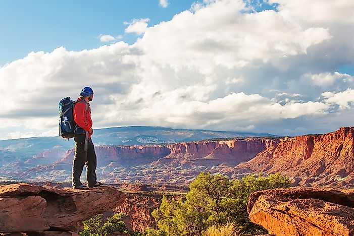 Backpacking Guide to the USA - 1 Week, 2 Week, 1 Month, 2 Month Itineraries