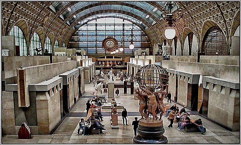 #5 Musee d Orsay  -