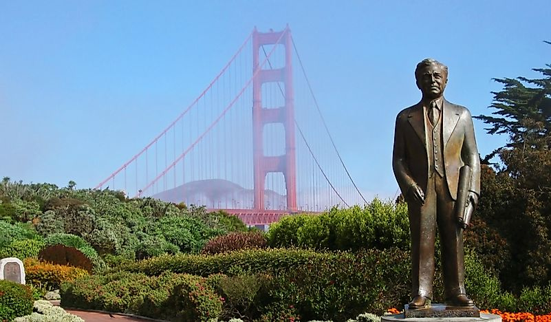 Who Designed the Golden Gate Bridge?