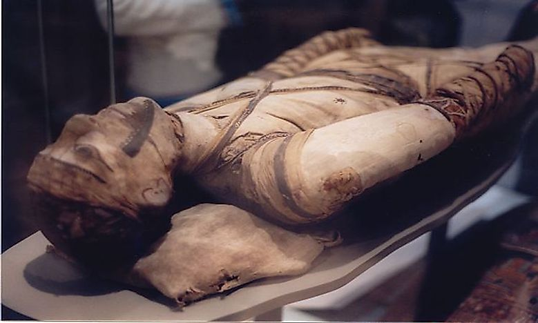 The Most Notable Mummies Of Egypt