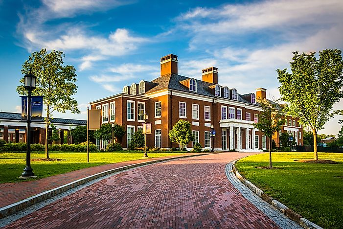 Johns Hopkins University - Educational Institutions Around the World