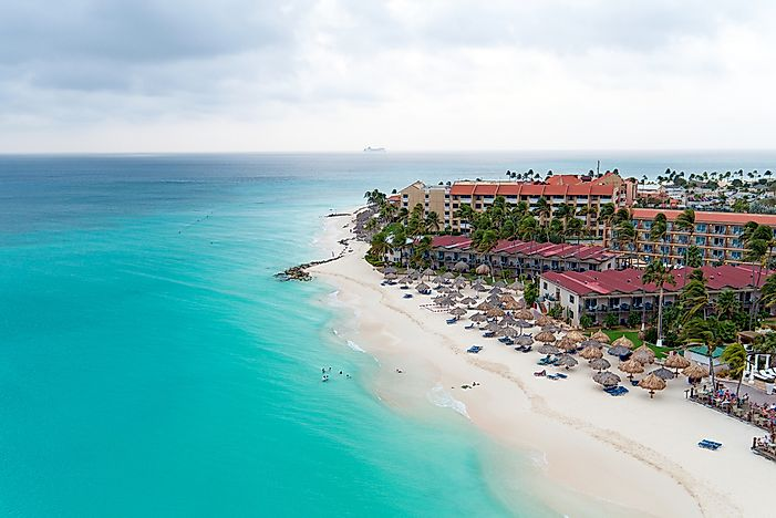 Explore The Beauty Of Caribbean: What Continent Is Aruba In?