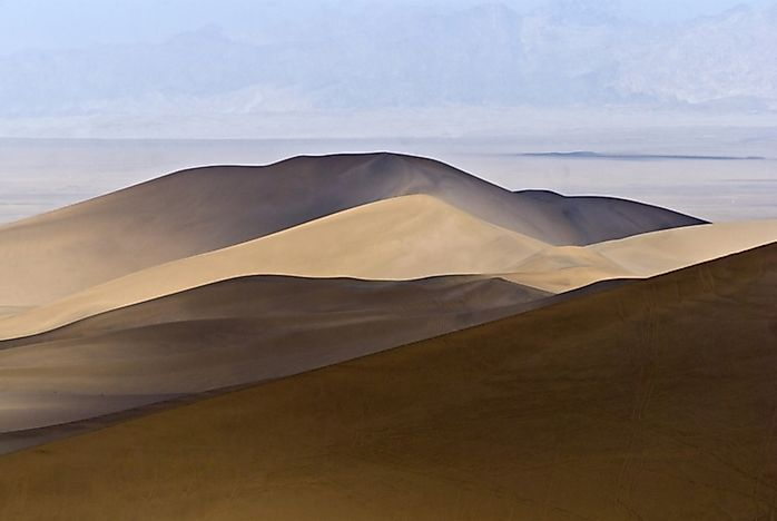 Where Is the Taklamakan Desert?