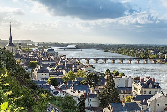 Longest Rivers In France