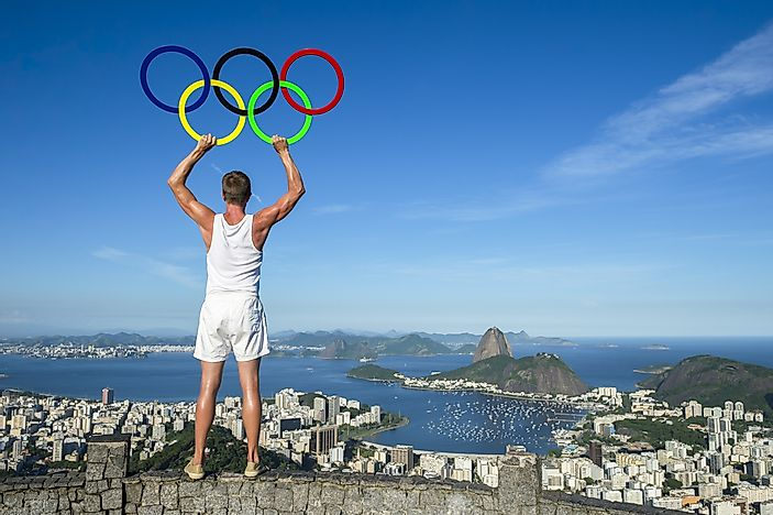 Which Countries Have Hosted the Olympic Games?