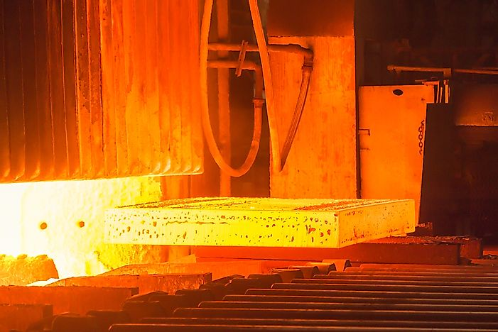 All about the Steel Industry