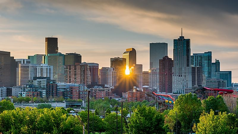 #5 Denver - The Greenest Cities in North America