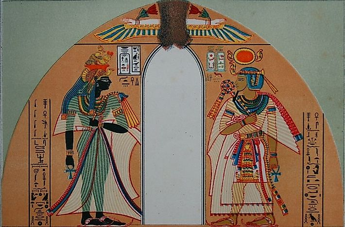 The New Kingdom Dynasties Of Ancient Egypt