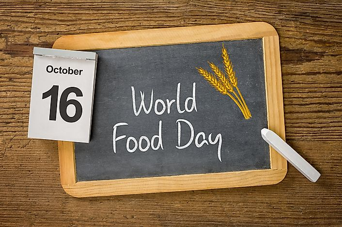 What and When is World Food Day?
