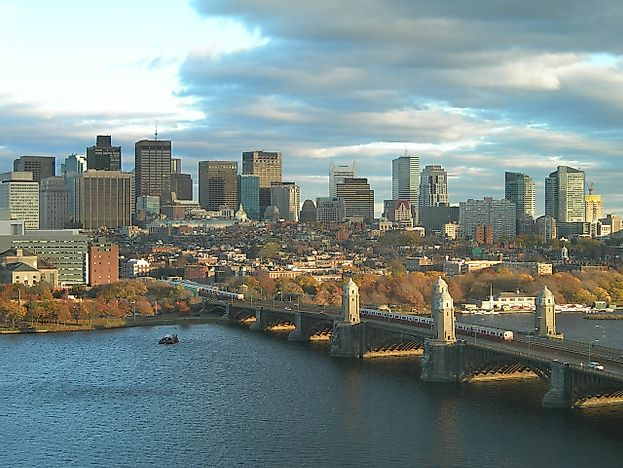 #7 Boston-Cambridge-Newton, MA-NH - GDP Per Capita: $74,746 USD