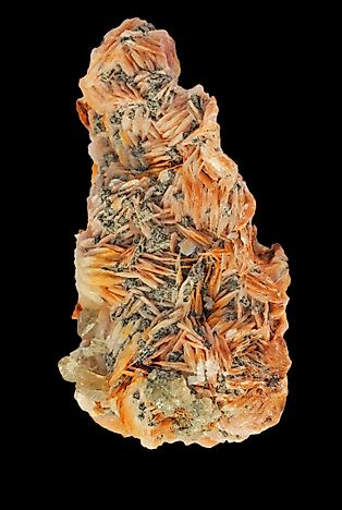 Barite Facts: Geology of the World