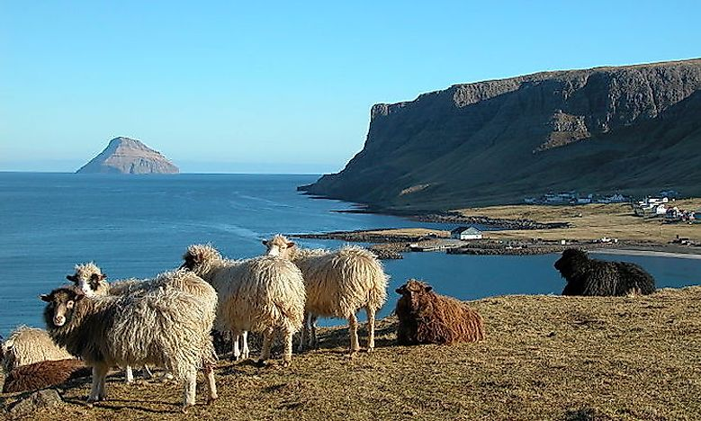 The Largest Islands Of The Faroe Islands
