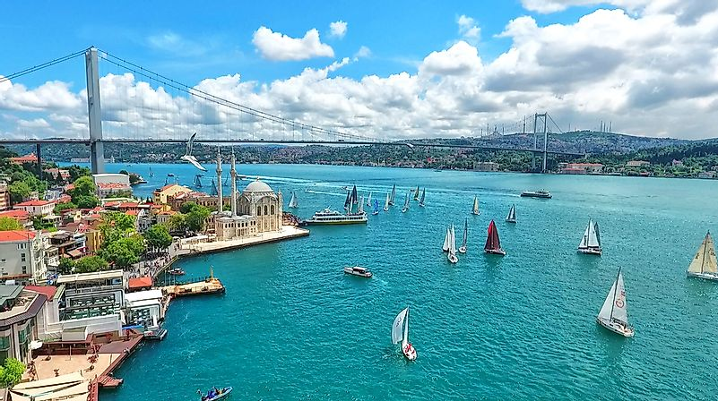 What and Where Is The Bosporus?