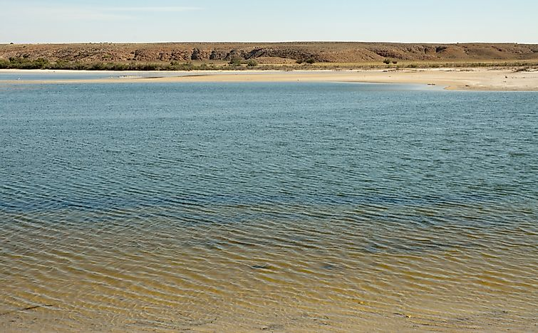 The Story Behind New Mexico's Mysterious Bottomless Lakes
