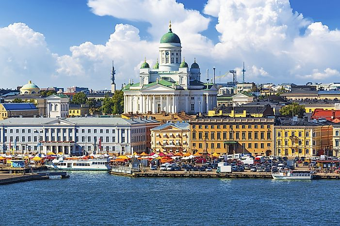 #11 Finland - Best Countries to Start a Business
