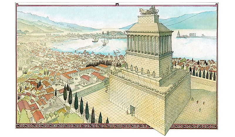 The Seven Wonders Of The Ancient World Worldatlas Com