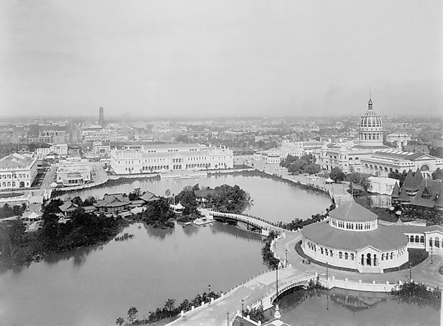 The World's Columbian Exposition of Chicago