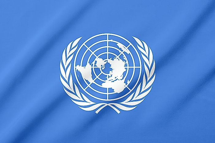 What Do The Colors And Symbols Of The Flag Of The United Nations Mean?
