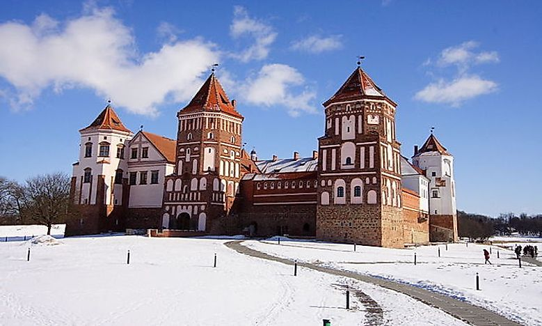 UNESCO World Heritage Sites In Belarus