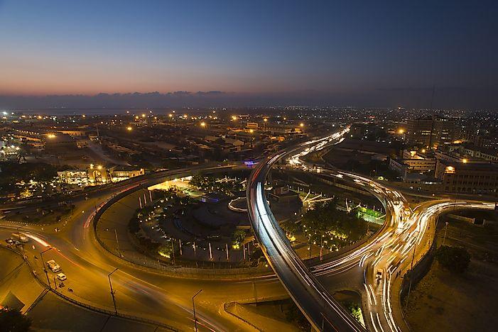 #3 Karachi - 18 million