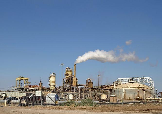Largest Geothermal Power Plants In The World - WorldAtlas com