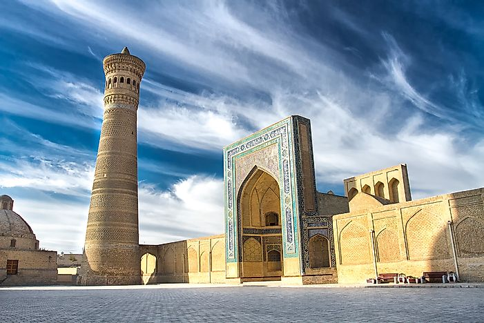What Languages Are Spoken In Uzbekistan?