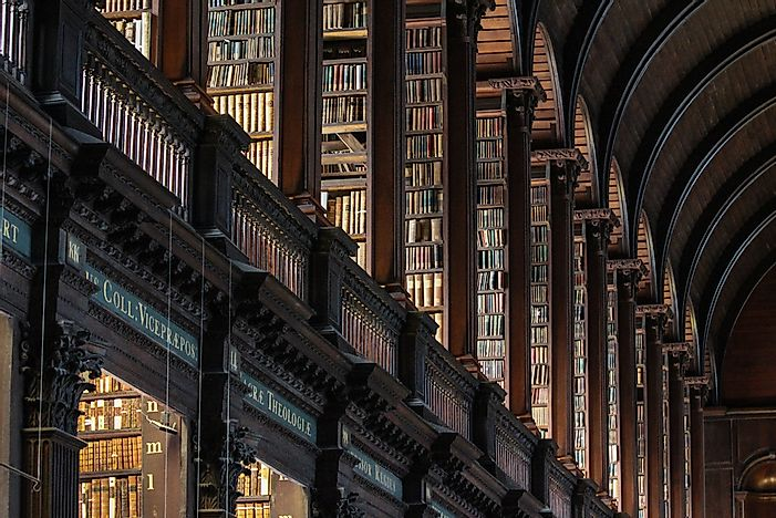 10 of the World's Most Beautiful Libraries