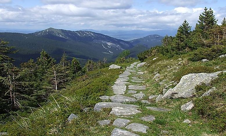 #2 Low Tatras National Park -