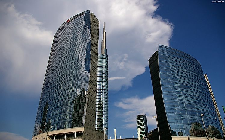 The Tallest Buildings In Italy