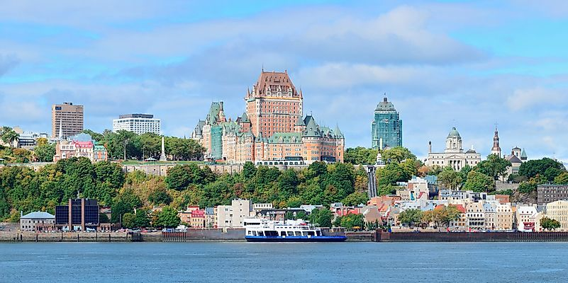 The Tallest Buildings in Quebec City