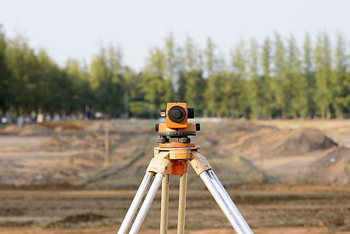 What is Geomatics?