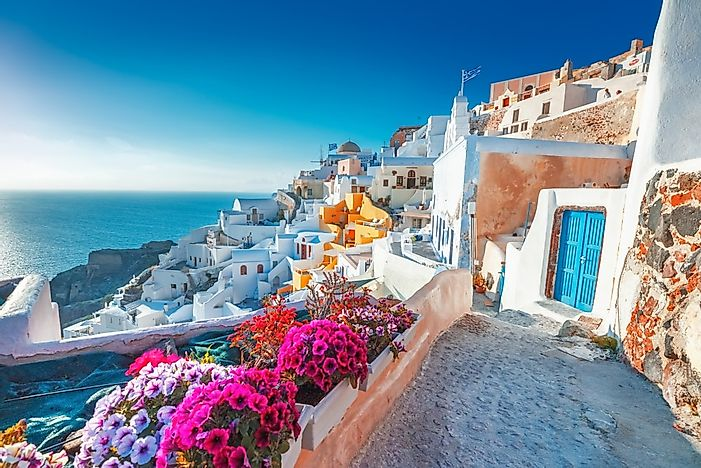 #9 The Greek Islands