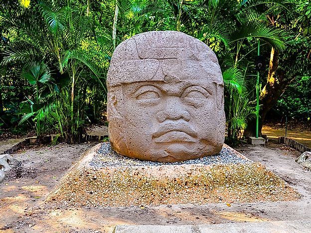 Olmec People Of Ancient Mexico