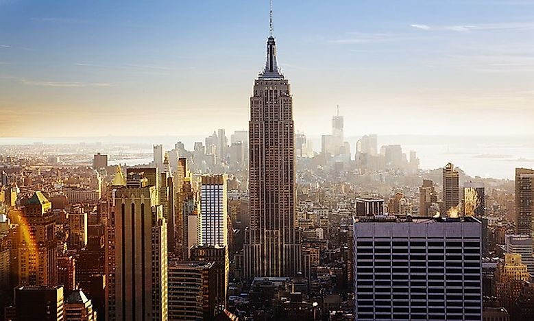 #6 Empire State Building -