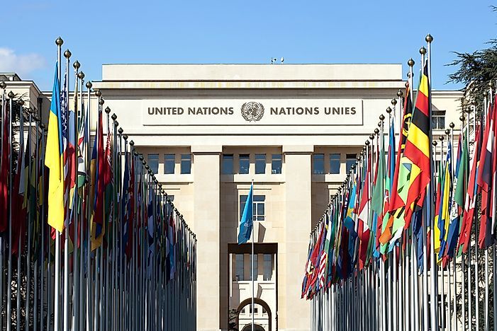 What Are The Five Regional Groups Of The United Nations?