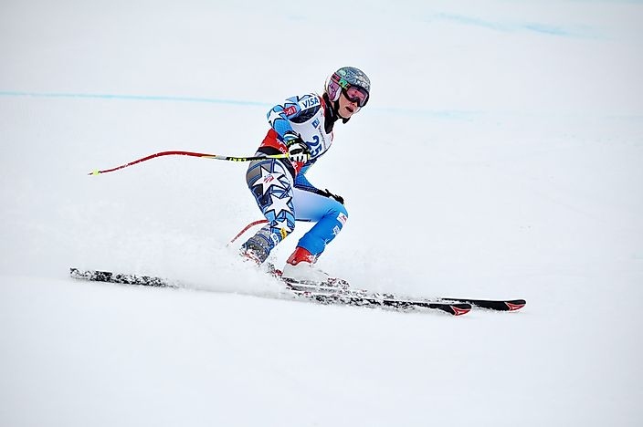Winter Olympic Games: Alpine Skiing