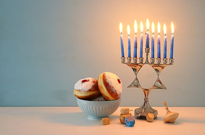 Hanukkah - Holidays Around the World