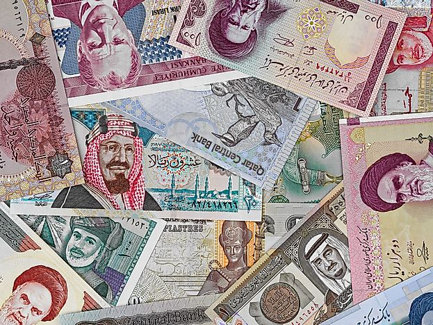 10 of the World's Worst Currencies - WorldAtlas com