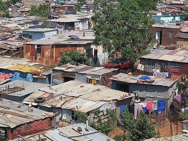 #10 South Africa - The 'Misery Index' Reveals The Worst Countries To Live In