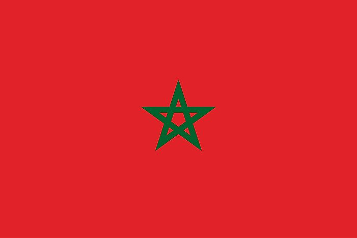 What Do the Colors and Symbols of the Flag of Morocco Mean?